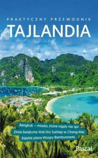 Tajlandia. Przewodnik praktyczny - okładka książki