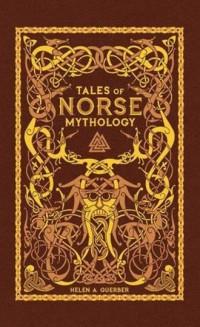 Tales of Norse Mythology. Barnes & Noble Leatherbound - okładka książki