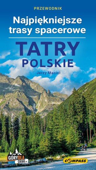 Tatry Polskie. Najpiękniejsze trasy - okładka książki