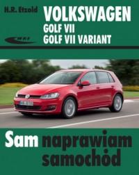 Volkswagen Golf VII Golf VII Variant od XI 2012 - okładka książki