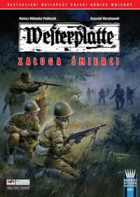 Westerplatte Załoga śmierci - okładka książki