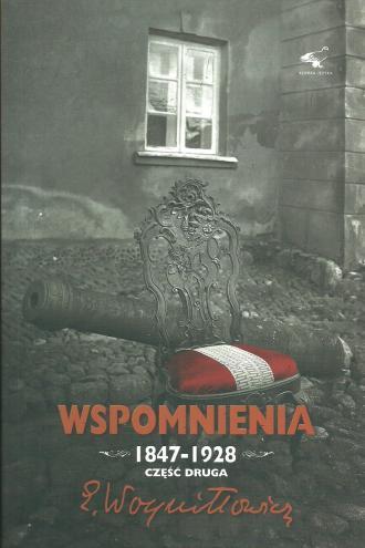 Wspomnienia 1847-1928 cz. 2 - okładka książki