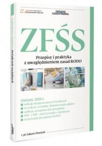 Zakładowy fundusz świadczeń socjalnych. Przepisy i praktyka z uwzględnieniem zasad RODO - okładka książki