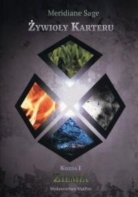 Żywioły Karteru - okładka książki