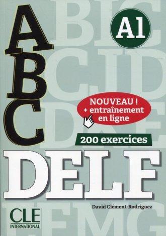 ABC DELF A1 (książka + klucz + - okładka podręcznika