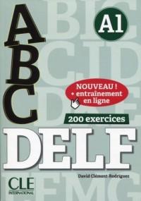 ABC DELF A1 (książka + klucz + CD mp3) - okładka podręcznika