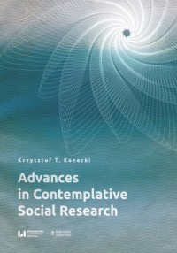 Advances in Contemplative Social Research - okładka książki
