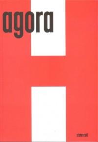AGORA statystyki 2. Antologia dramatów - okładka książki