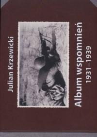 Album wspomnień 1931-1939 - okładka książki