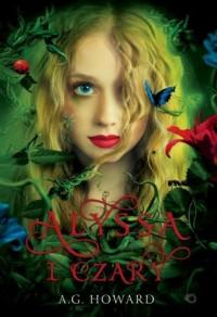 Alyssa i czary. Tom 1 - okładka książki