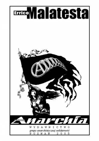 Anarchia  - okładka książki