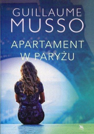 Apartament w Paryżu - okładka książki