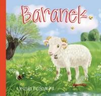 Baranek - okładka książki