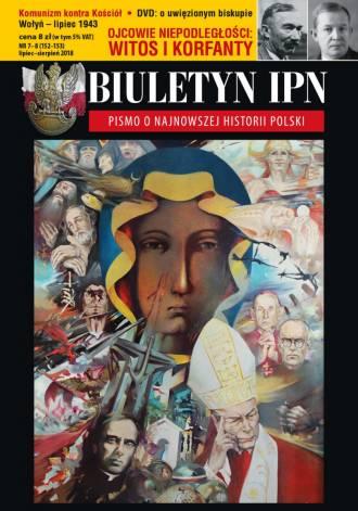 Biuletyn IPN nr 152-153 (7-8) / - okładka książki