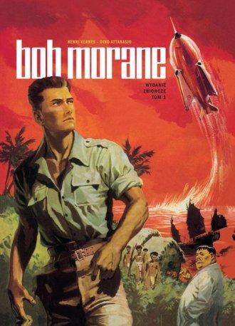 Bob Morane. Wydanie zbiorcze. Tom - okładka książki