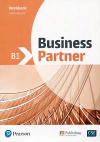 Business Partner B1 Workbook - okładka podręcznika