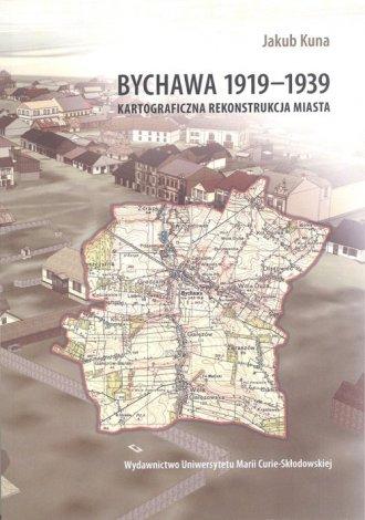 Bychawa 1919-1939. Kartograficzna - okładka książki