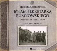 Byłam sekretarką Rumkowskiego - pudełko audiobooku