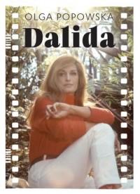 Dalida - okładka książki