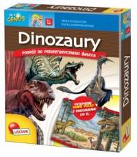 Dinozaury 305 PL78243 - okładka książki
