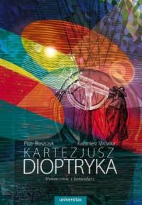 Dioptryka - okładka książki