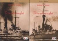 Dreadnought. Tom 1-2. Złota Seria - okładka książki