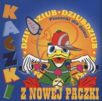 Dziubdziub - okładka płyty
