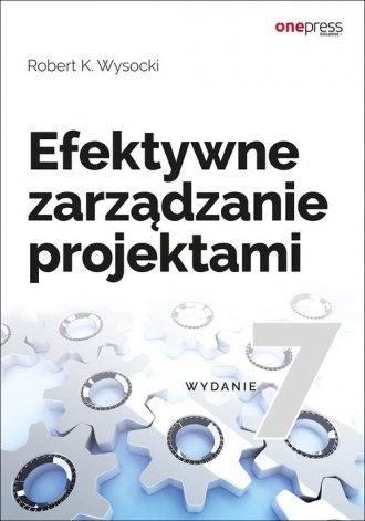 Efektywne zarządzanie projektami - okładka książki