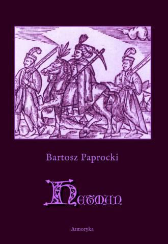 Hetman - okładka książki