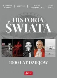 Historia świata - okładka książki
