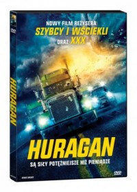 Huragan - okładka filmu