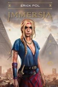 Immersja - okładka książki