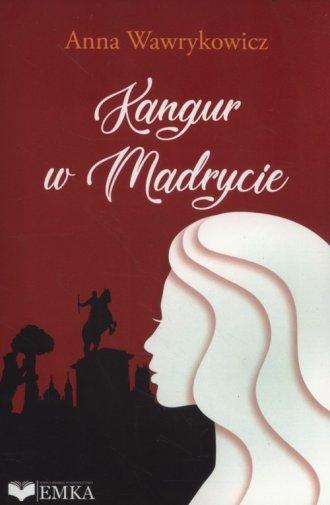 Kangur w Madrycie - okładka książki