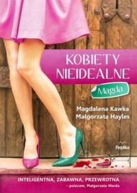 Kobiety nieidealne. Magda - okładka książki