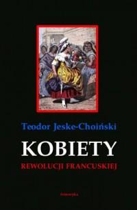 Kobiety rewolucji francuskiej - okładka książki
