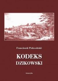 Kodeks Dzikowski - okładka książki