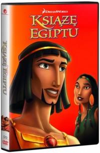 Książę Egiptu - okładka filmu