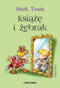 Książe i żebrak - okładka książki