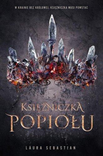 Księżniczka Popiołów - okładka książki