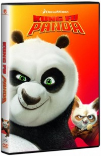 Kung Fu Panda - okładka filmu