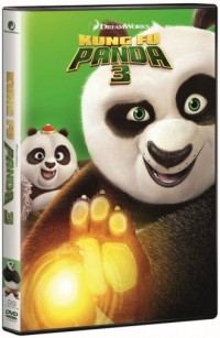 Kung Fu Panda cz. 3 - okładka filmu