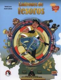 Ladrones de tesoros A1 - okładka podręcznika