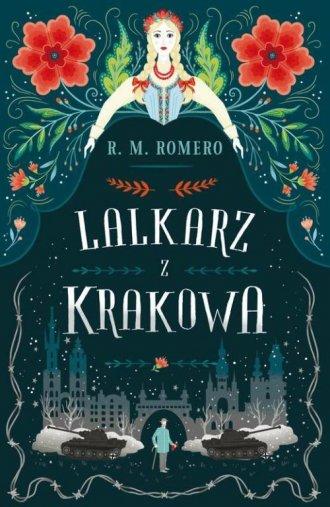 Lalkarz z Krakowa - okładka książki