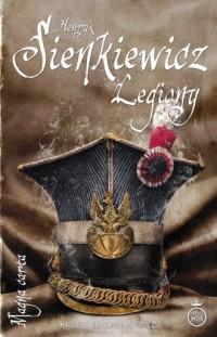 Legiony - okładka książki