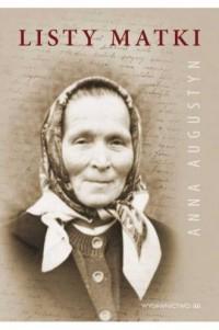 Listy matki - okładka książki