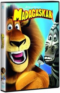 Madagaskar - okładka filmu