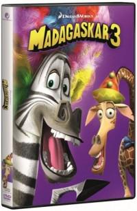 Madagaskar cz. 3 - okładka filmu