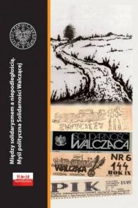 Między solidaryzmem a niepodległością. Myśl polityczna solidarności Walczącej. Seria: Studia i Materiały Poznańskiego IPN. Tom XLI - okładka książki