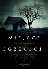Miejsce egzekucji - okładka książki