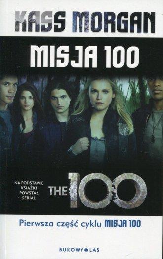Misja 100 - okładka książki